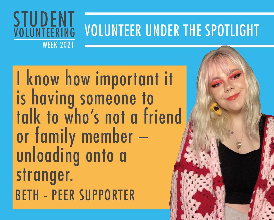 Wellbeing Volunteers