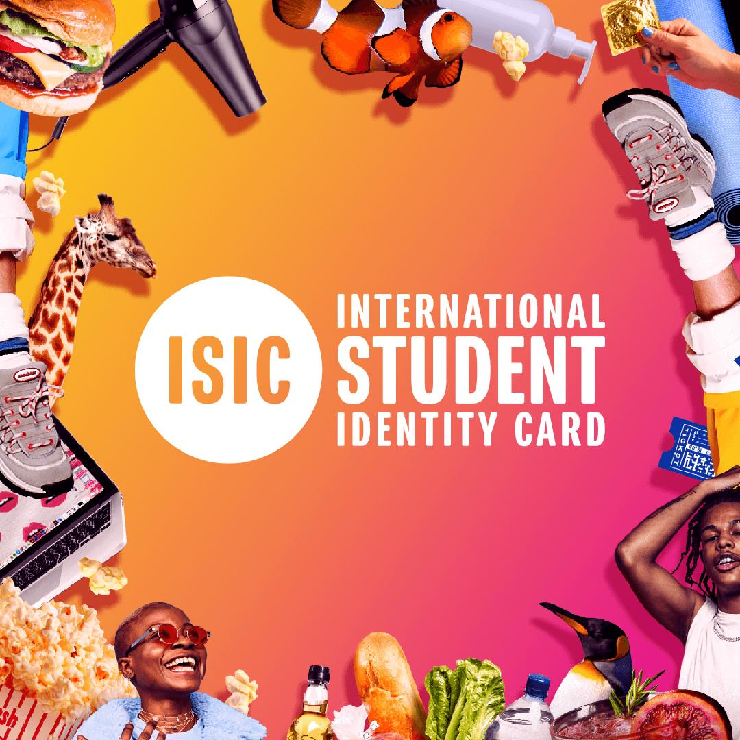 ISIC International Student Identity Card