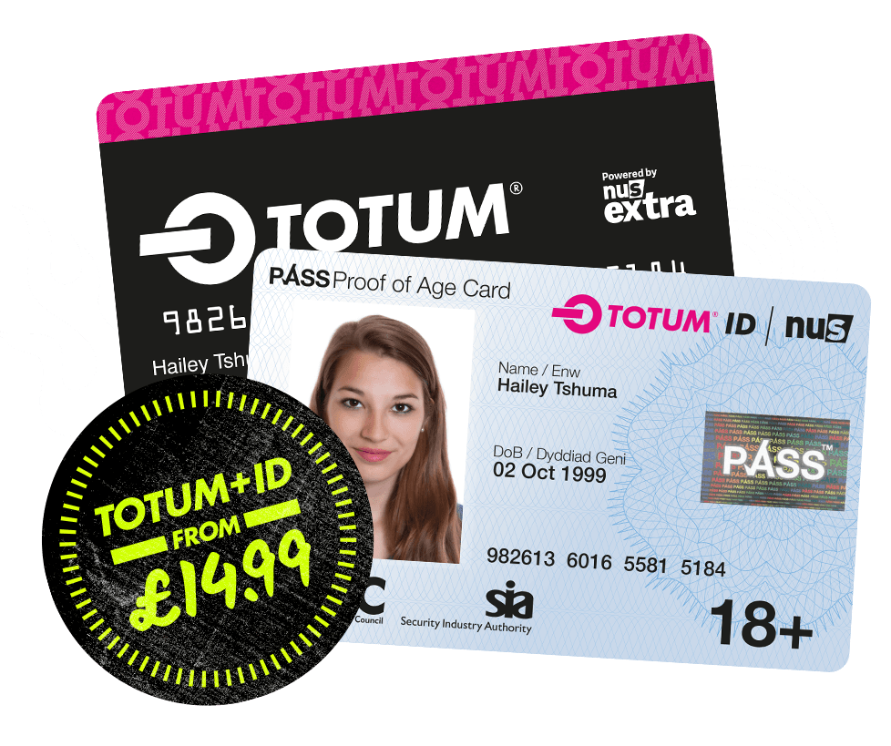 TOTUM + ID From £14.99