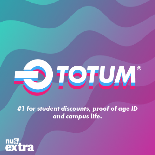 The UK's #1 for student discounts, proof of age ID and campus life - Join TOTUM today