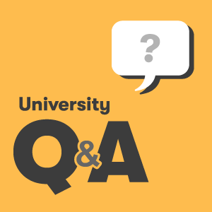 University Q&A
