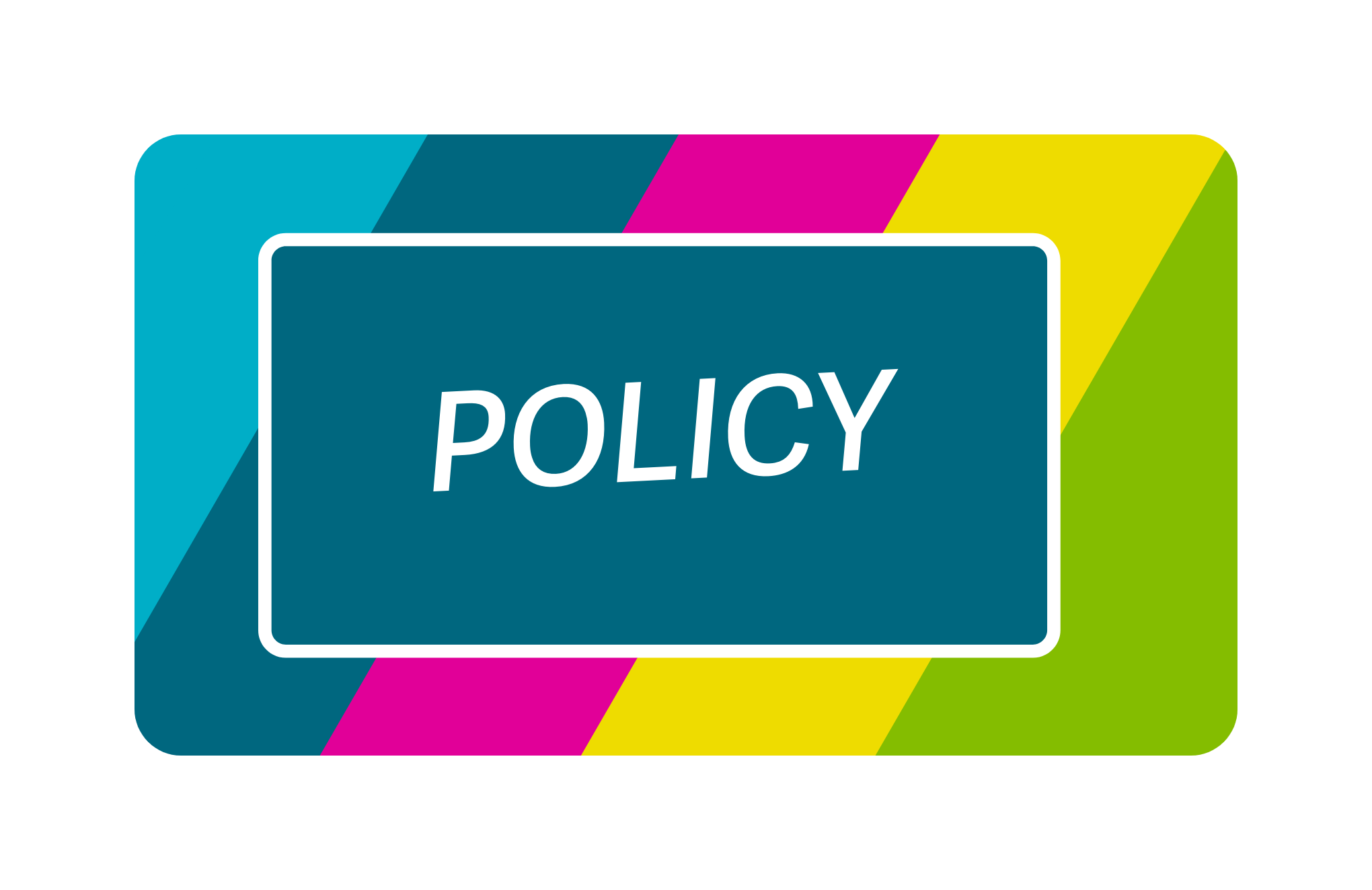 Policy Button Page Link