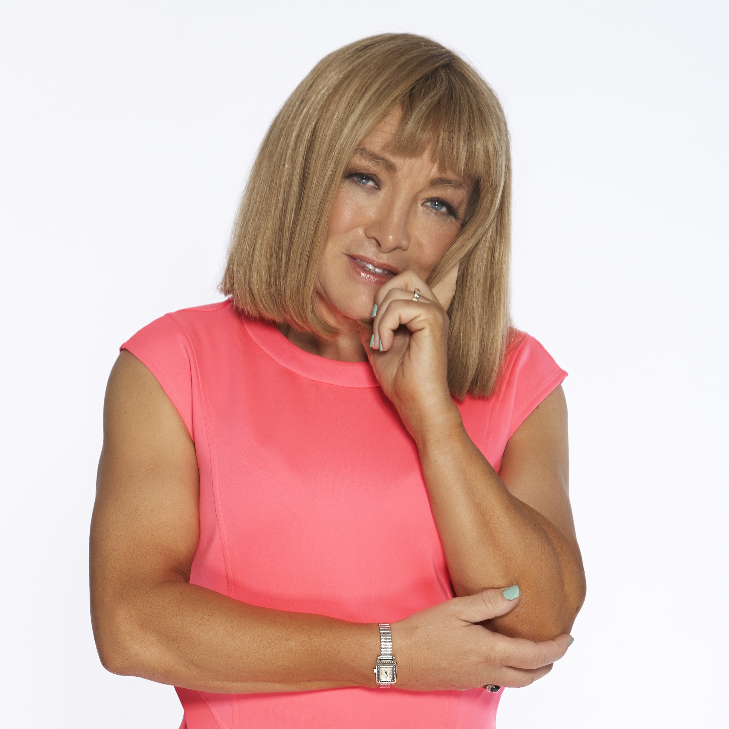 An image of Kellie Maloney