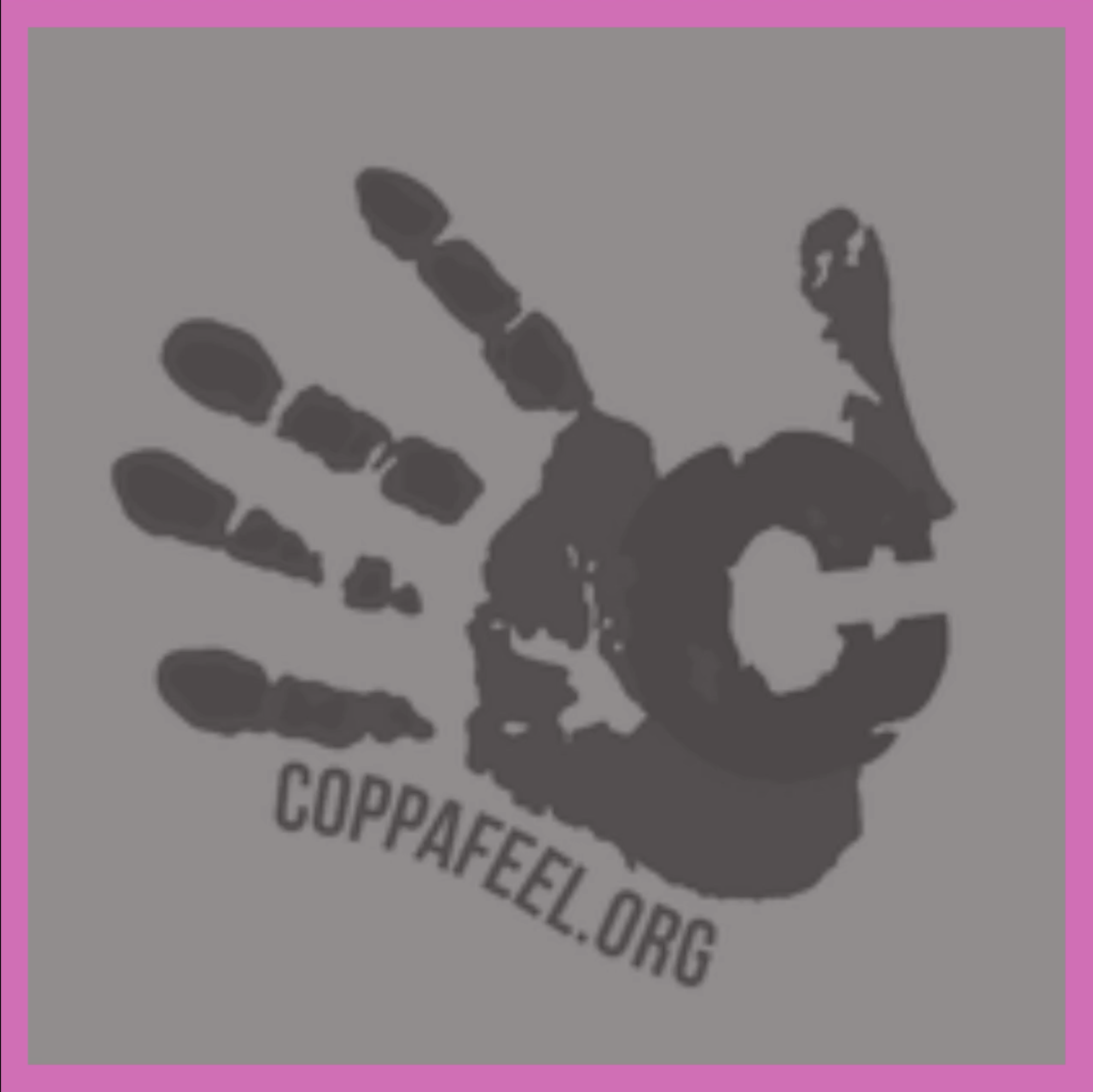 An image of the Coppafeel logo