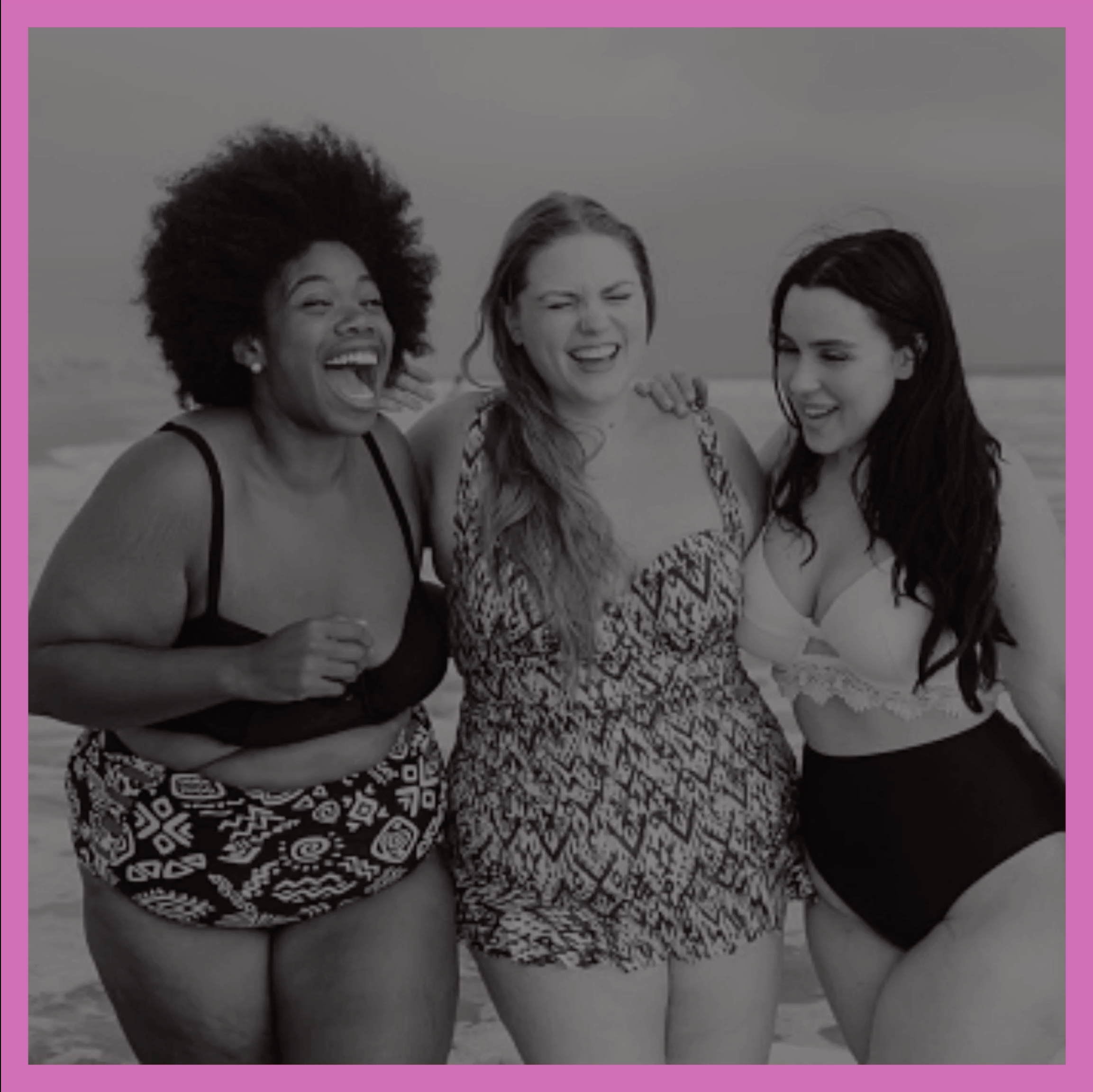 An image of some women on a beach