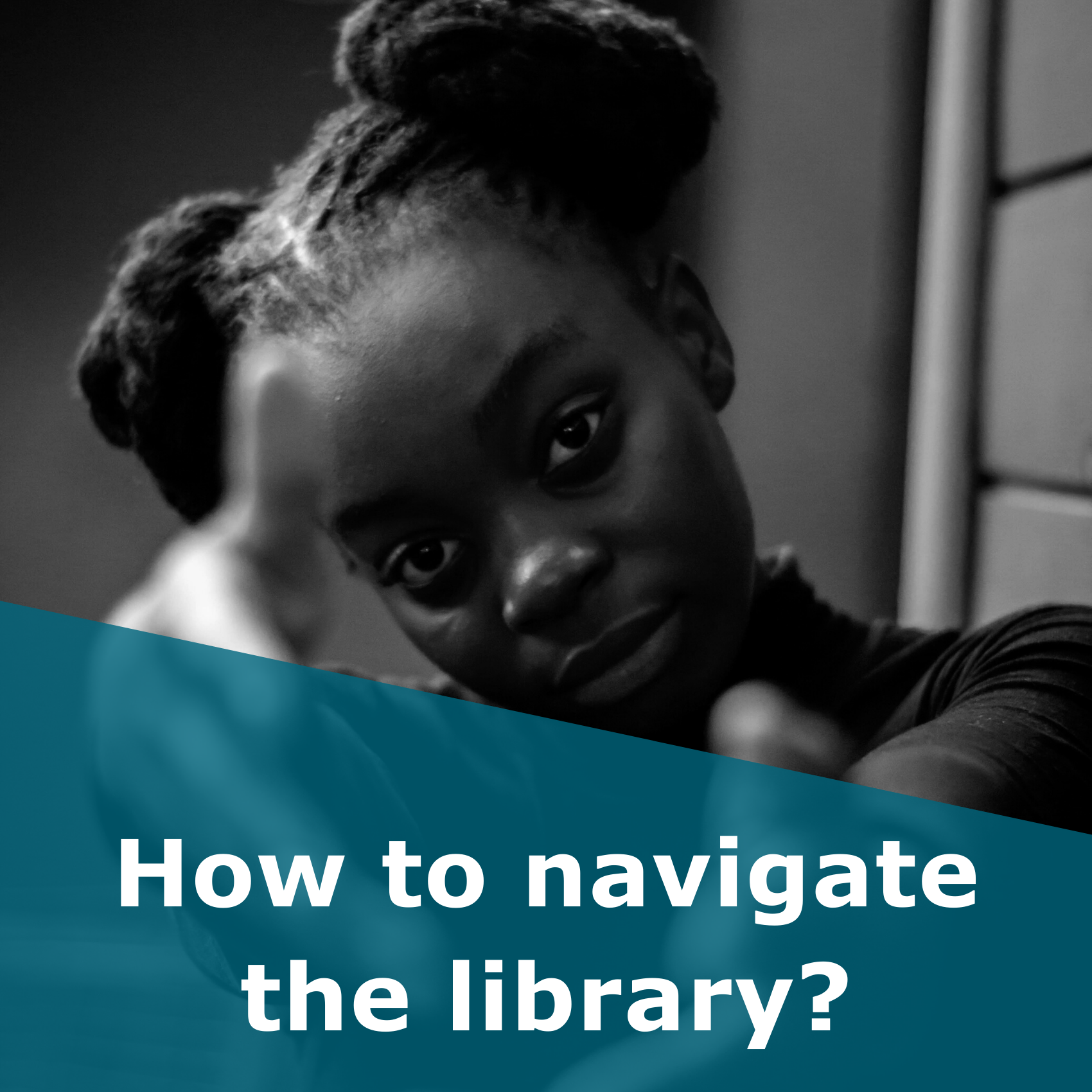 How to navigate the library?
