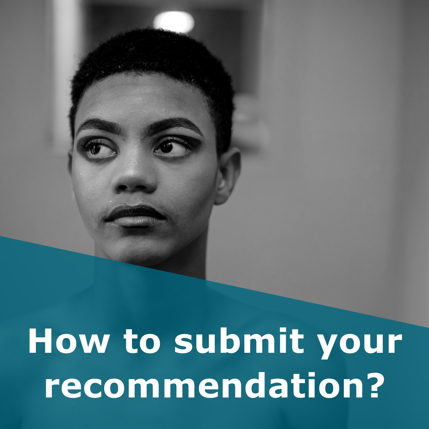 How to submit your recommendation?