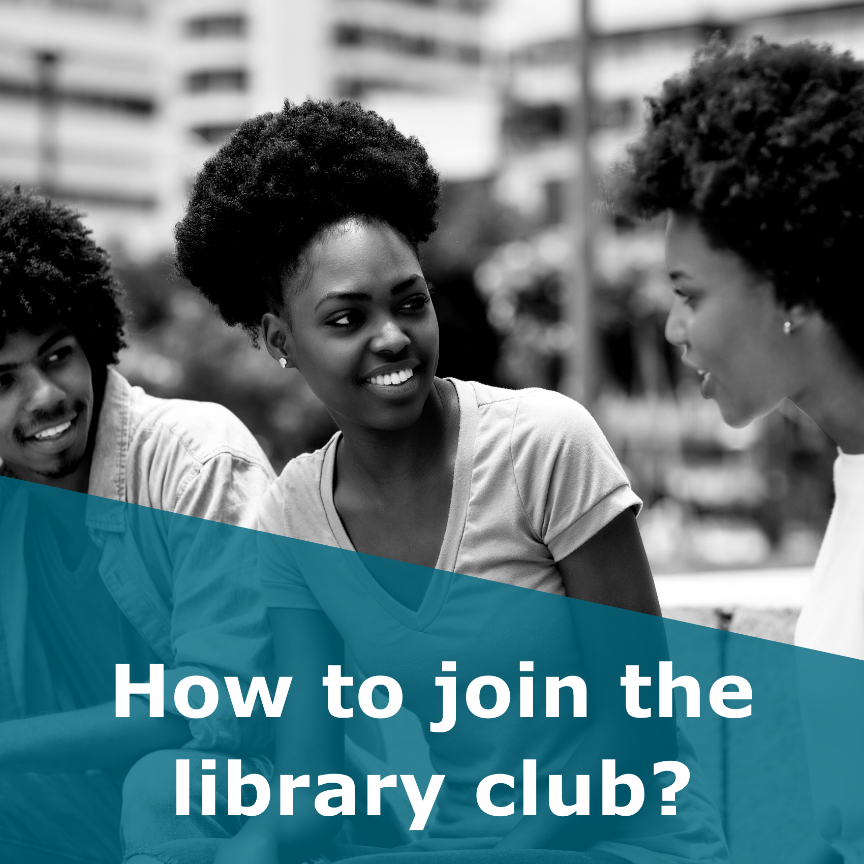 How to join the library club?