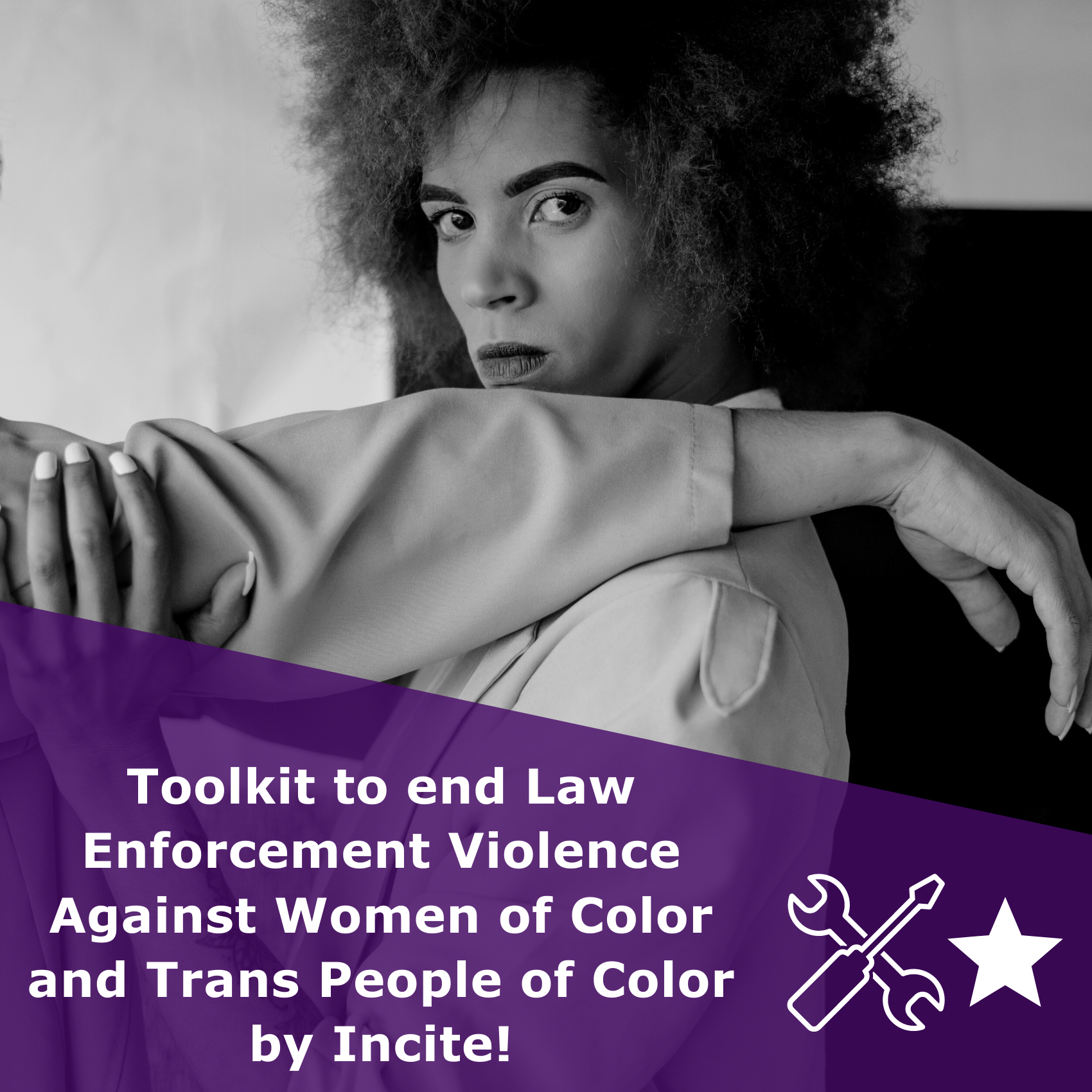 Communities Engaged in Resisting Violence toolkit, rated 1 star