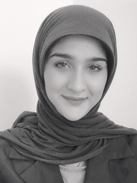 Picture of Aysha Saeed NSC Candidate 2021