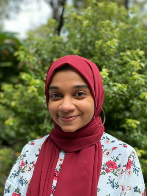 Picture of Maisan Maseeh DPC Candidate 2021