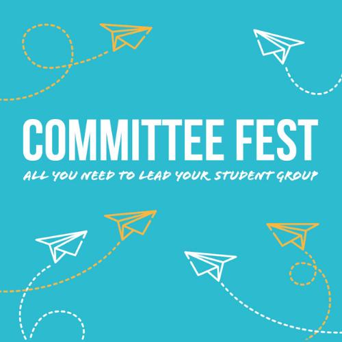 Committee Fest logo