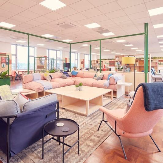 Photo of the Bristol SU Living Room