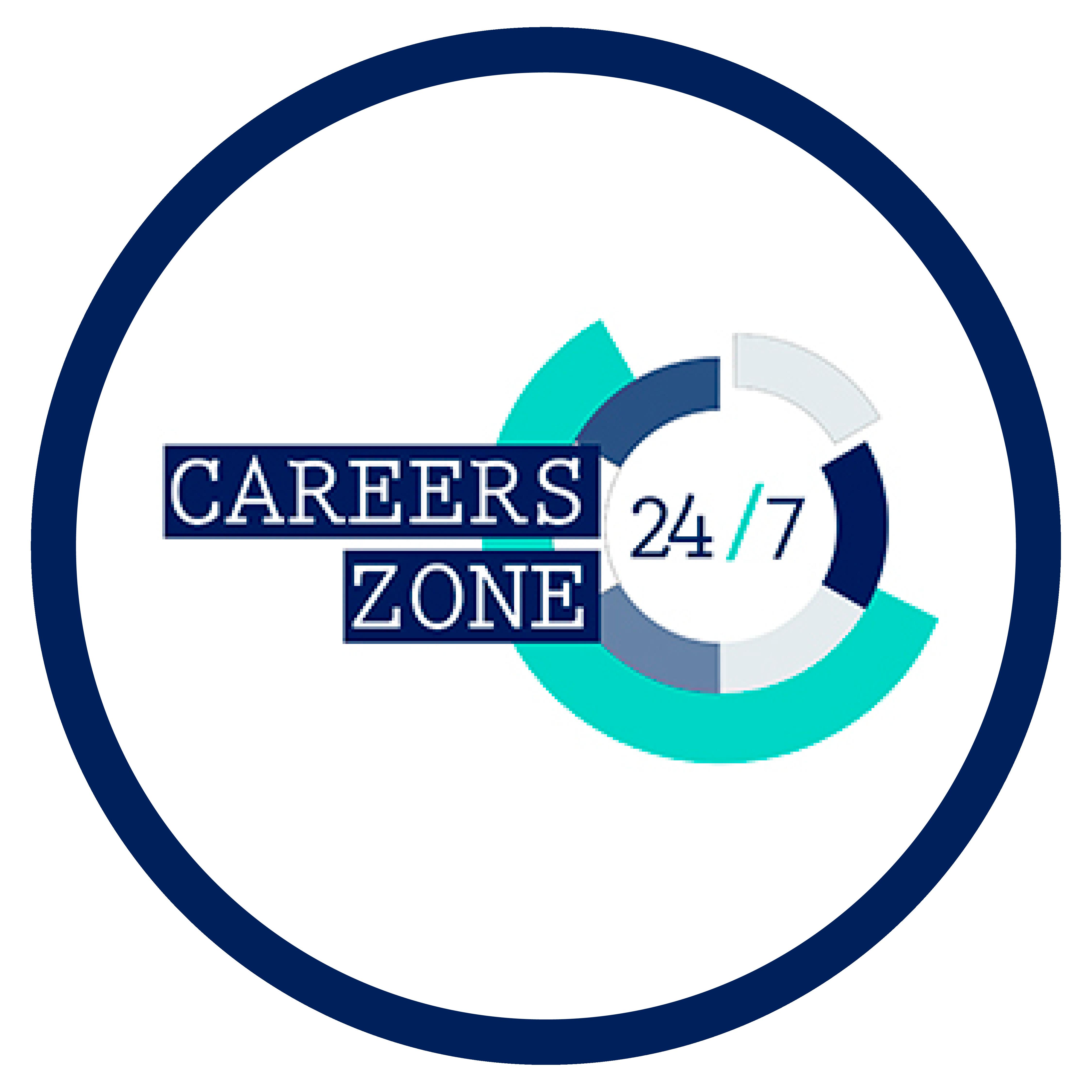 Careers Zone 24/7 Logo
