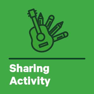 Sharing activity