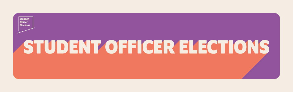 Student officer elections