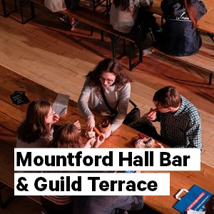 Mountford Hall Bar & Guild Terrace