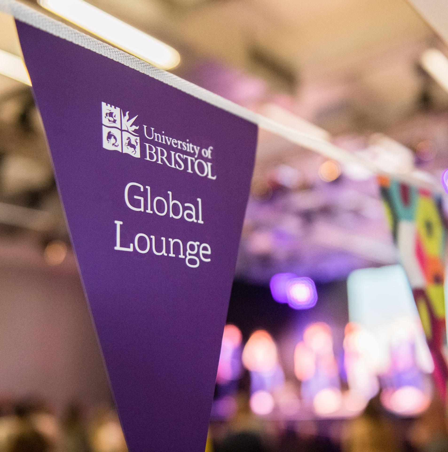 Global Lounge Bunting