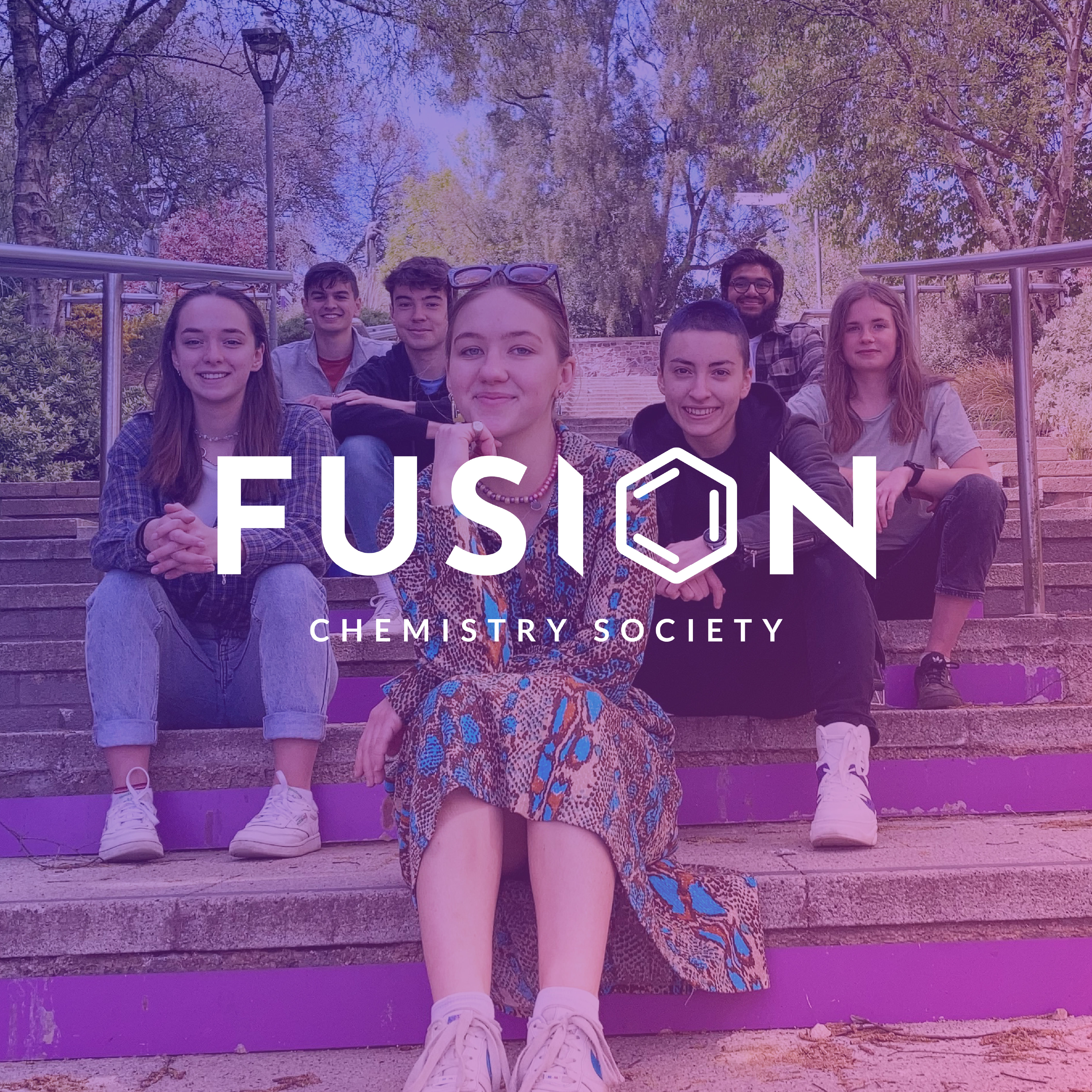 Fusion logo and Committee