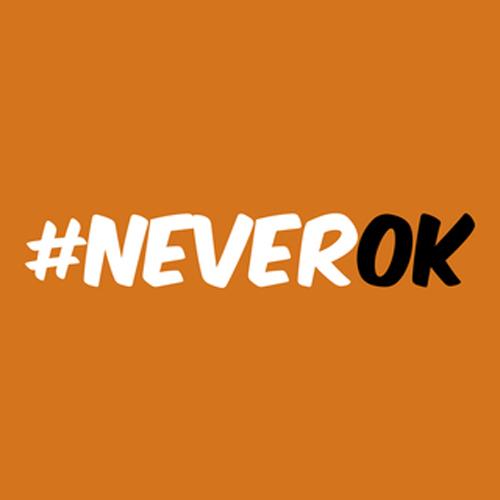 NeverOK Logo