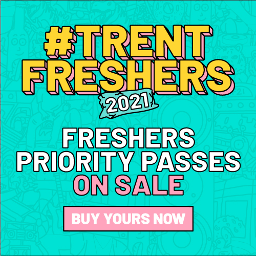 FRESHERS PASSES ON SALE