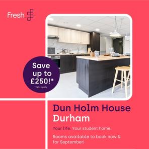 Dun holm house