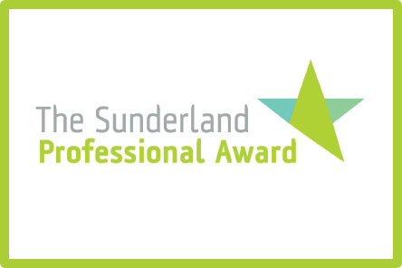 The sunderland professional award
