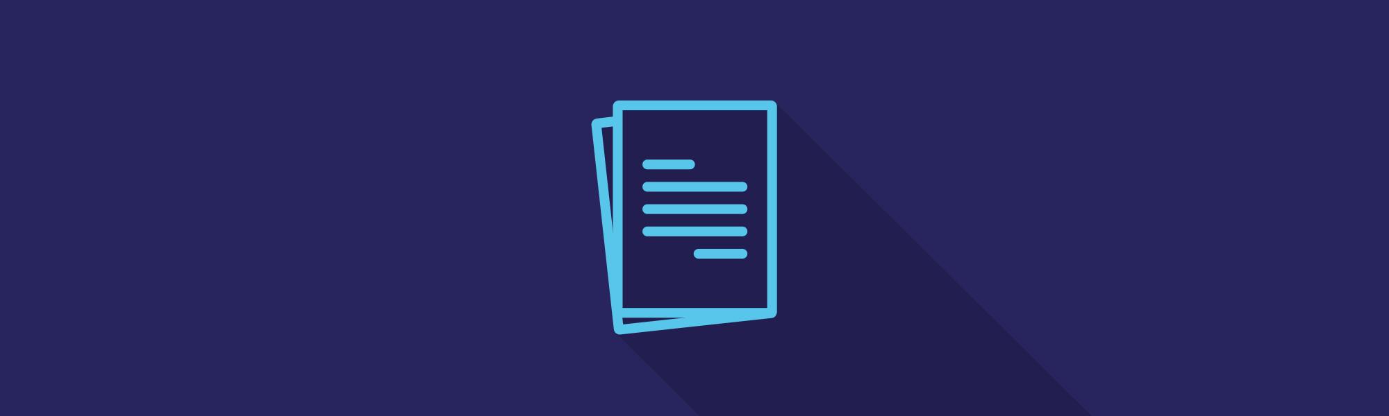 Full width banner understanding contracts