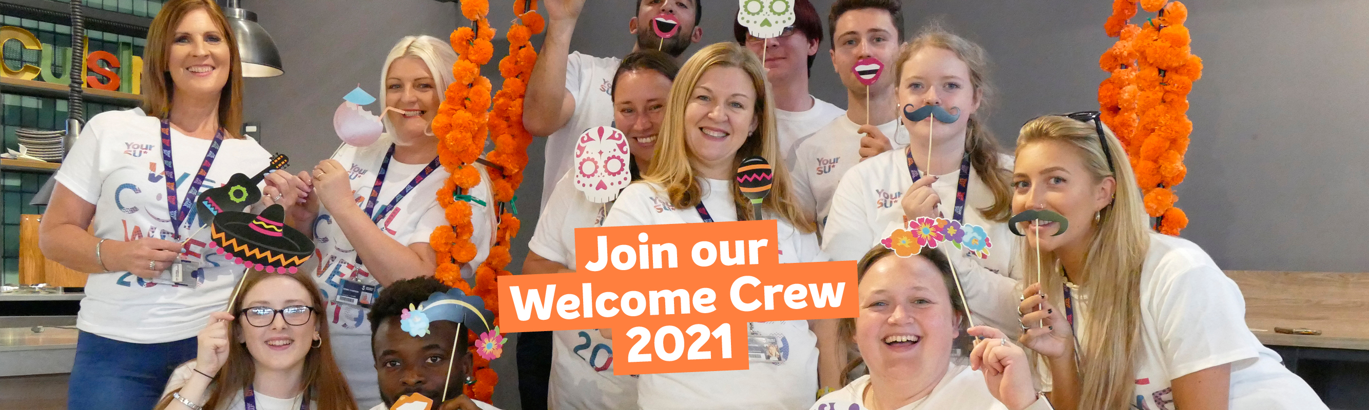 Full width banner welcome crew 2021