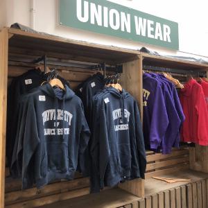 Union wear tile