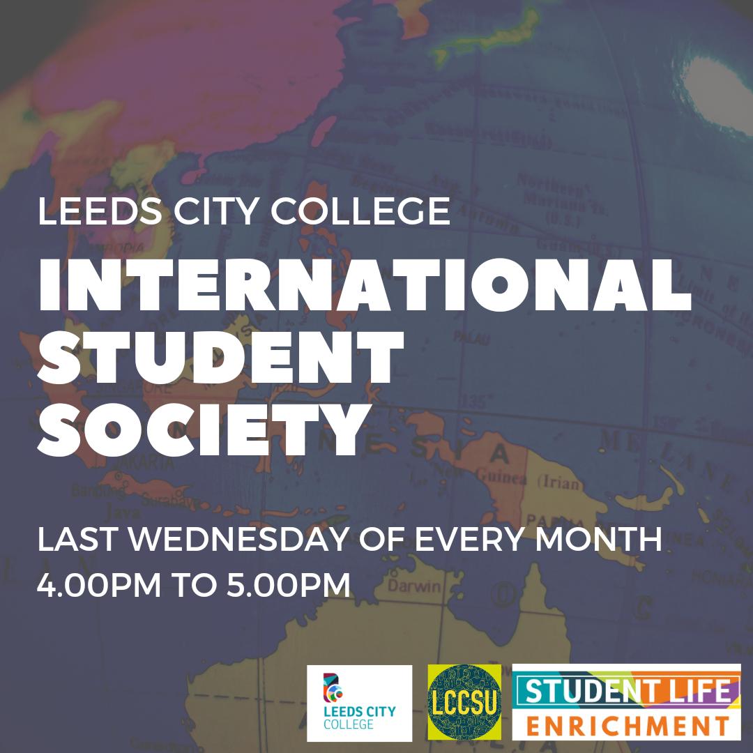 International student society wednesday