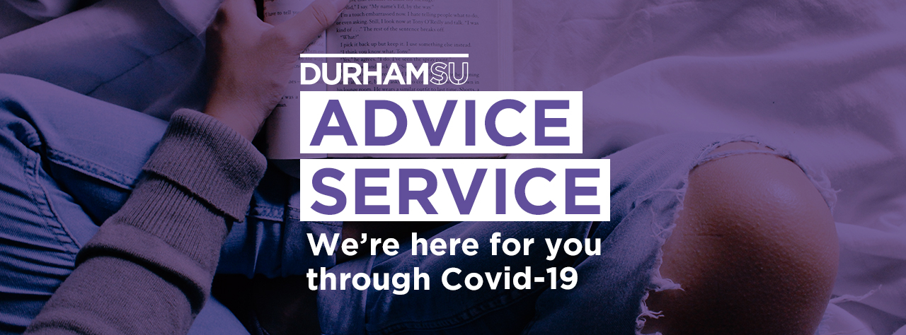 Advice service homepage