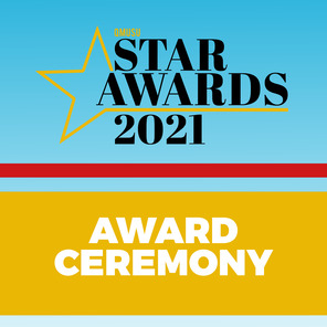 Star awards ceremony web tile