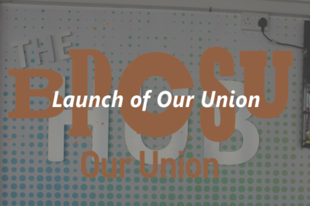 Launch of our union