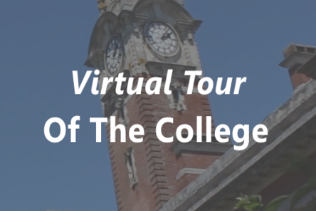 Virtual tour of the college