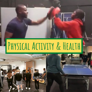 Physical activity   health website