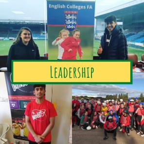 Leadership website