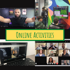 Online activities website