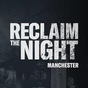 Reclaim the night website image