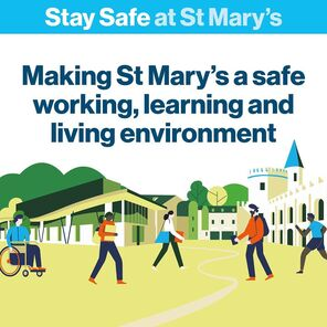 Stay safe at st marys square