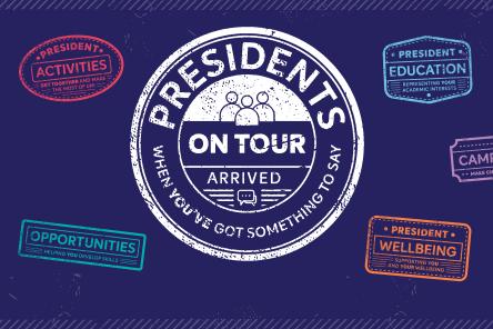 Presidents on tour
