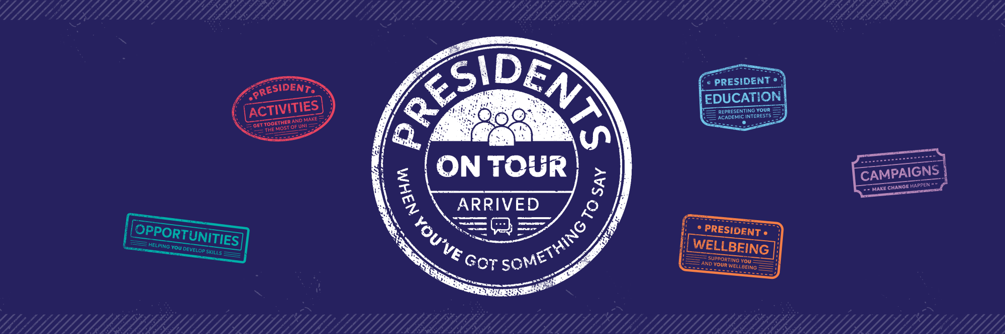 Main web banner presidents on tour
