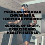 Ysgol gwyddorau chwaraeon  iechyd ac ymarfer school of sport  exercise and health science