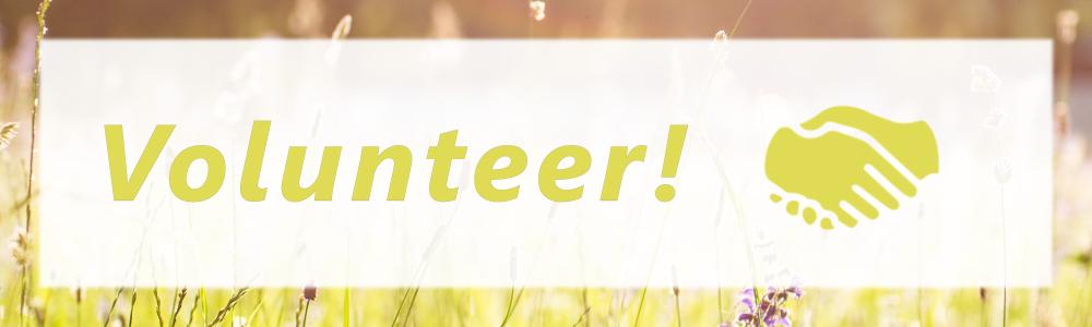 Volunteerbanner