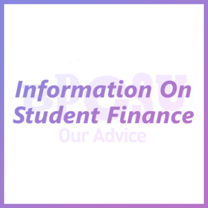 Information on student finance tile