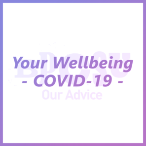 Your wellbeing covid 19 tile