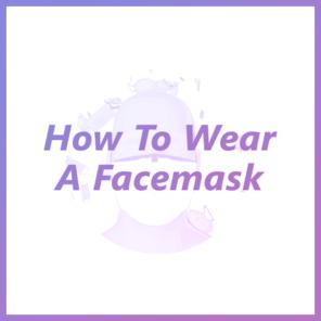 Face mask tile