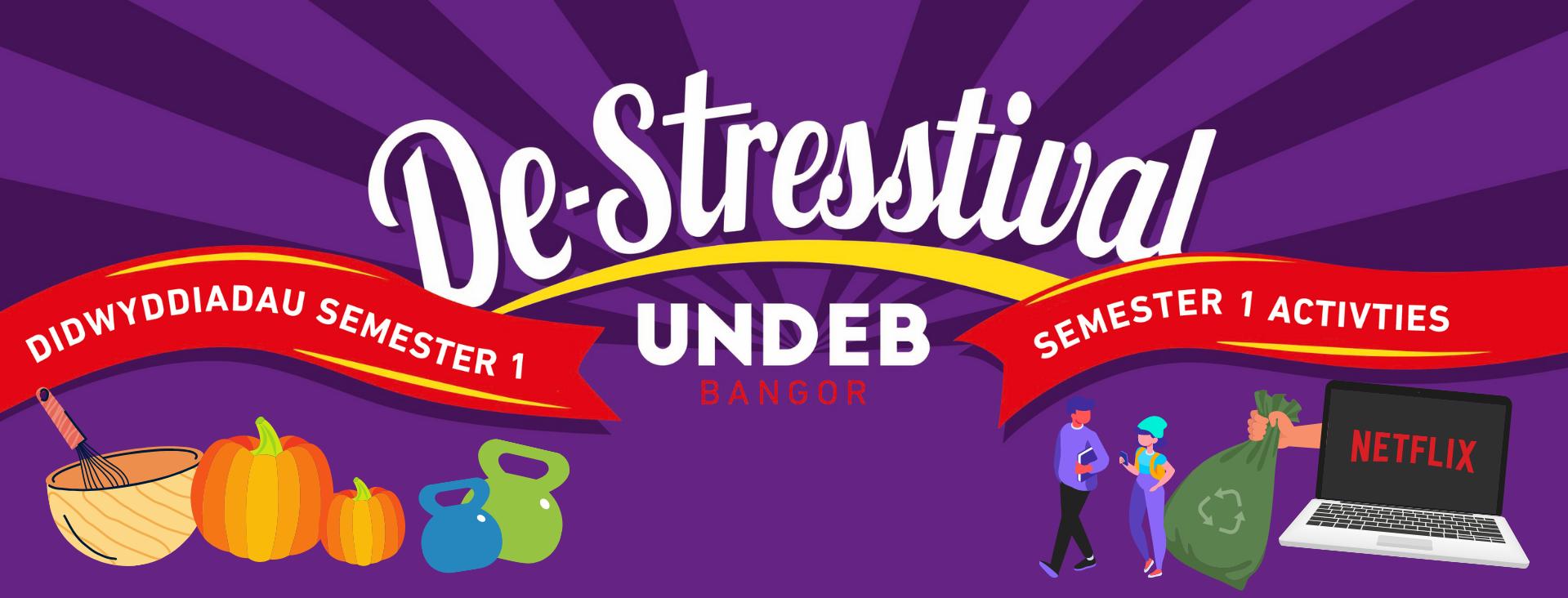 Destresstival semester 1 2020 web banner