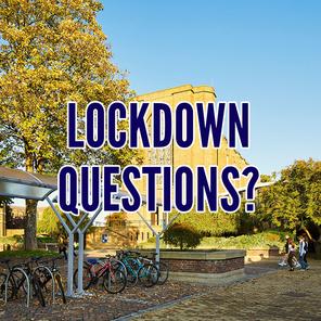 Lockdown questions