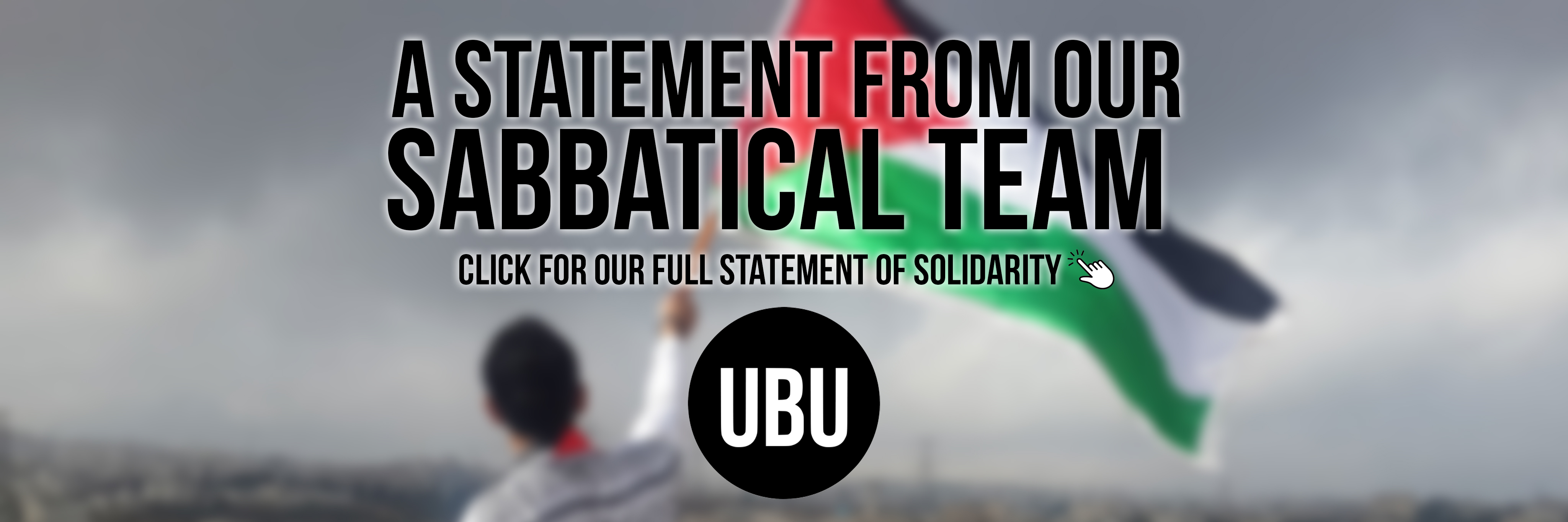 Palestine banner copy